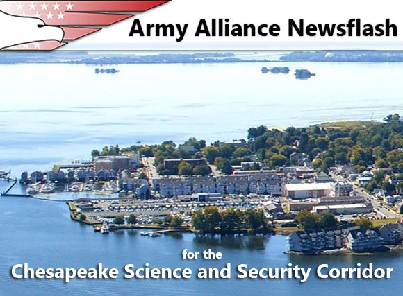 Army Alliance Newsflash October 31, 2018